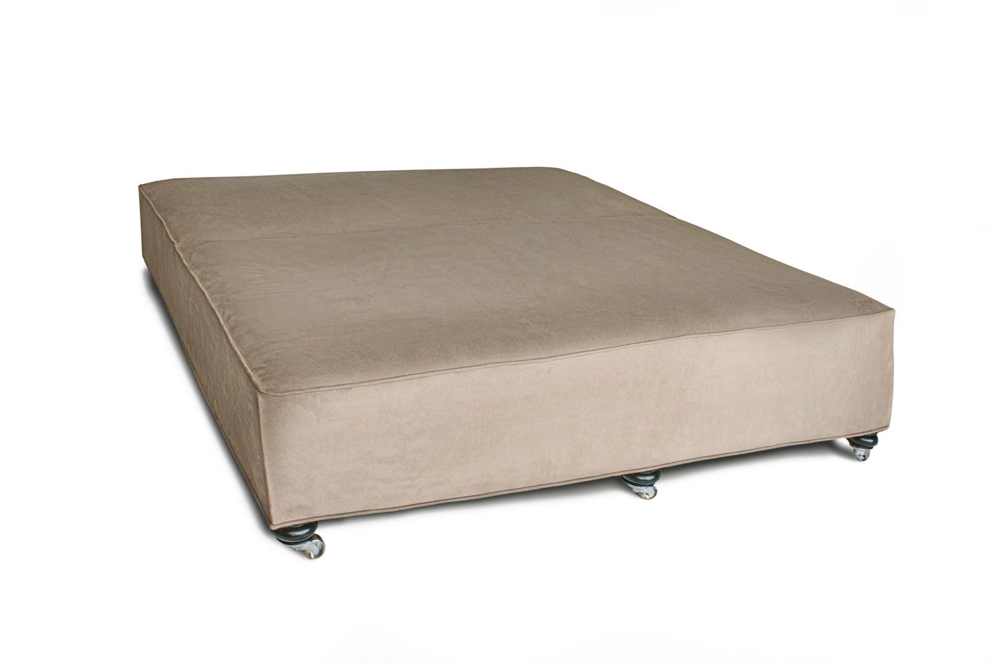 Supreme sprung divan sleeping partners for 180 cm divan