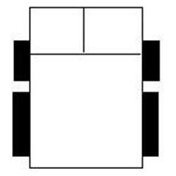 4 Drawer Conti